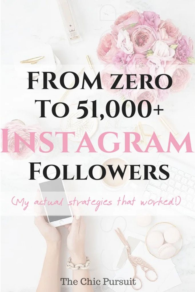 How To Grow Your Instagram Followers in 2018 - the best tips for bloggers and small businesses to get more exposure and opportunities on Instagram & social media.