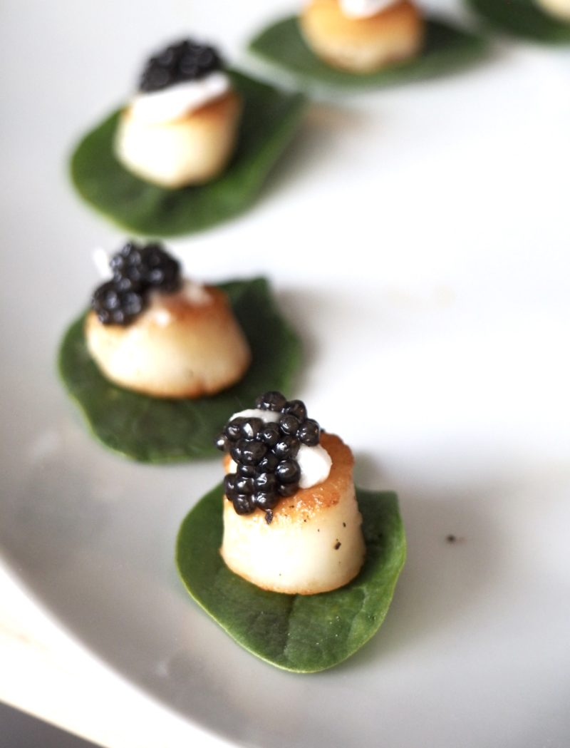3 Easy Caviar Party Appetizers Perfect For A Crowd