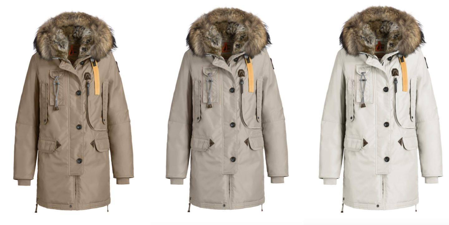 Brands like Canada Goose - parajumpers
