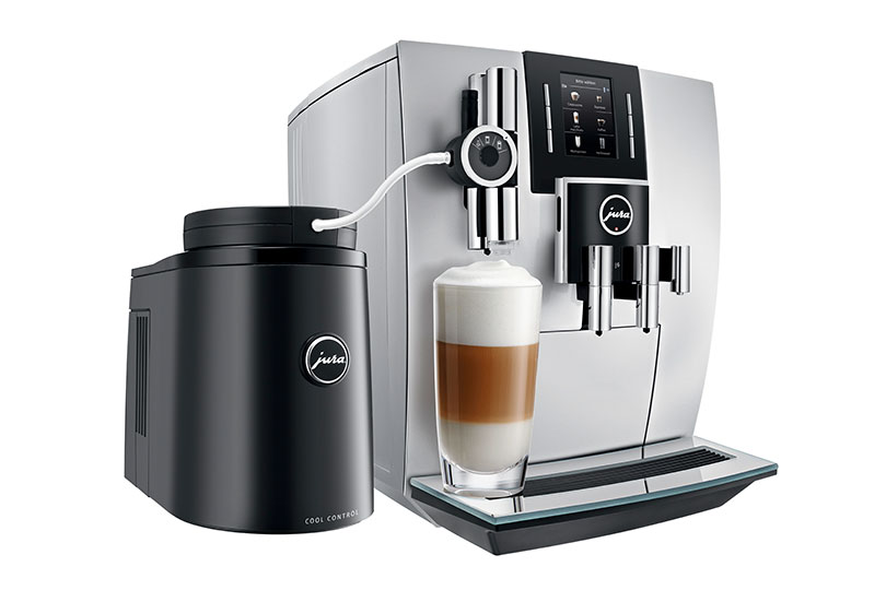 Gifts for guys with expensive taste: coffee machine
