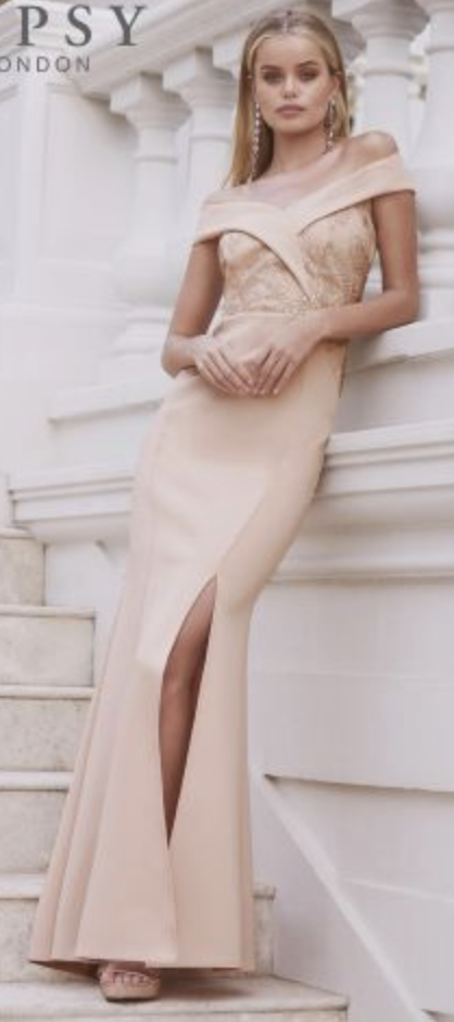 nude dresses like abyss by abby