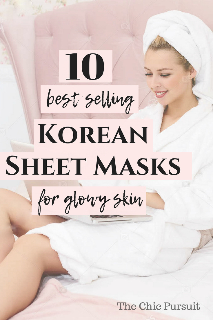 The Best Korean Sheet Mask Brands To Get Perfect Glass Skin
