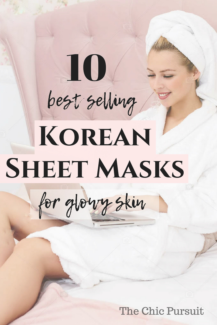 10 Best Korean Sheet Masks According To Glow Pick: These 10 best rated sheet masks are Korean women's favourites to up your skin care routine. No matter if you're looking for hydrating, brightening, blemish zapping or soothing masks, there is something for everyone!