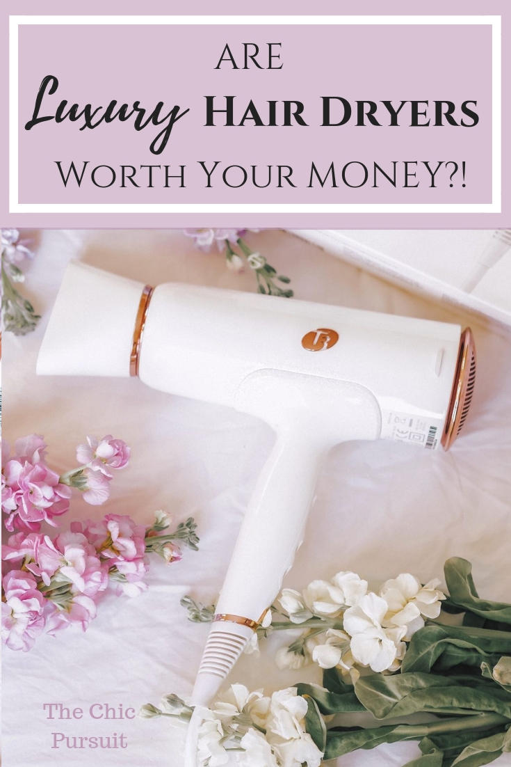 Are luxury hair dryers like T3 hair dryer and Dyson hair dryer (the 'best hair dryer') worth your money? In these hair dryer reviews I'm telling you if these hair gadgets can dry hair faster and keep your hair healthy. | Best luxury beauty products, drying hair faster. #hairdryer #hairdryers #luxurybeautyproducts #t3hairdryer #dysonhairdryer