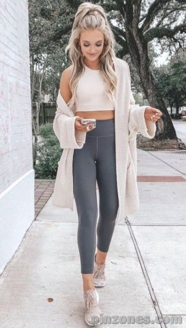 Cute Casual Fall Outfits From Target - Capsule Wardrobe
