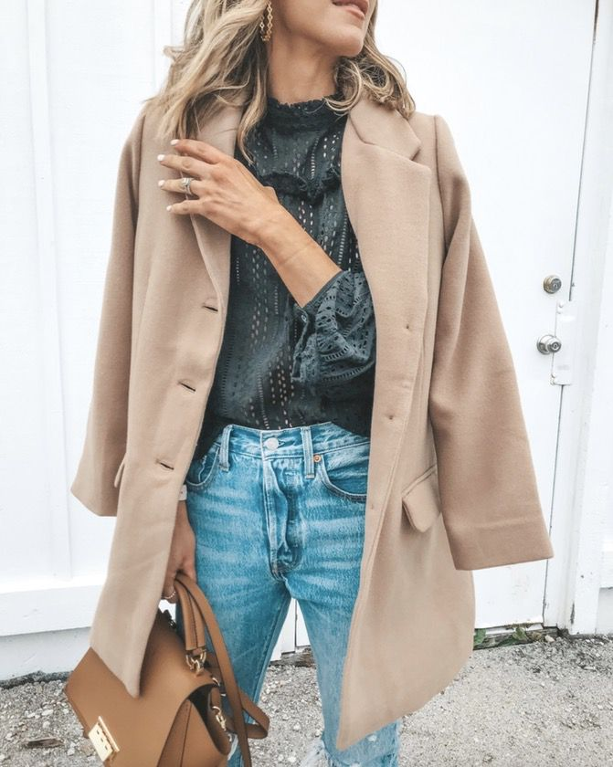 21+ Winter Outfits To Copy ASAP: Camel Coat. These casual winter outfits will keep you warm when other cold weather outfits may fail you. Check out these over the knee boot outfit looks, sweater outfits and other winter fashion outfits from the biggest fashion bloggers to get inspired now! Image ©CellaJaneBlog #winterfashion #winteroutfits #casualwinteroutfits #camelcoat