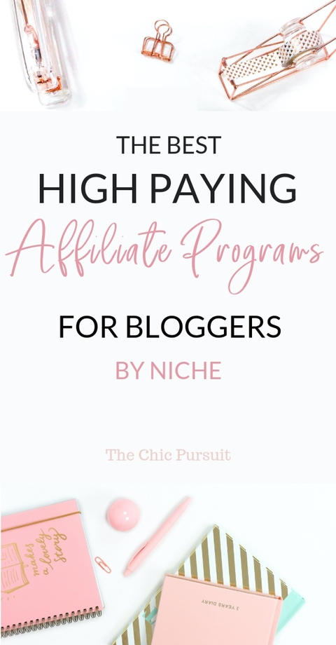 The best fashion affiliate programs for bloggers