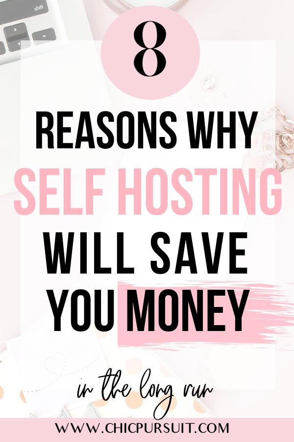 8 Top Reasons To Go Self-Hosted With Your Blog Today