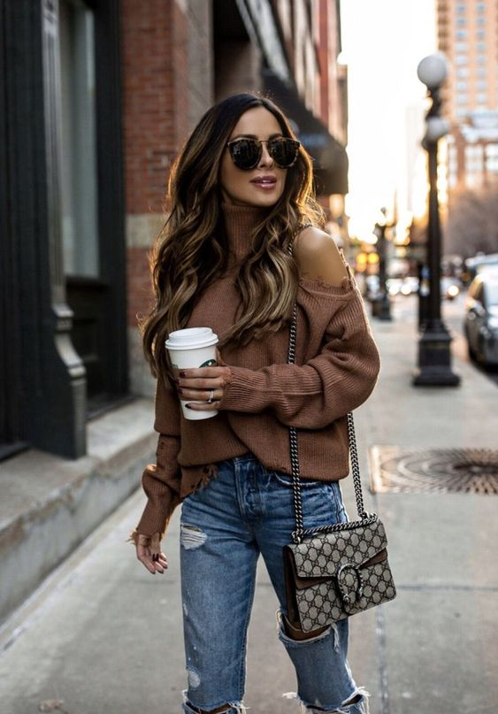 Casual outfits with jeans for everyday wear