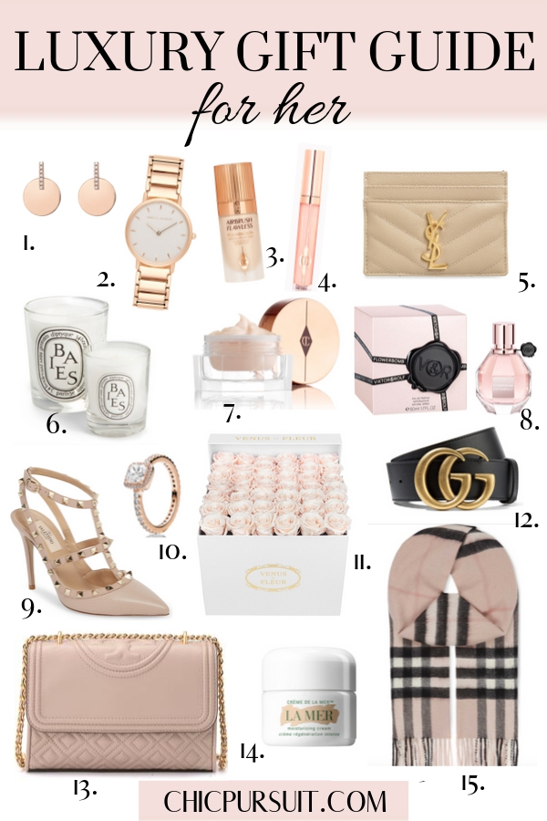 30+ Best Luxury Gifts For Her That She'll Actually Want