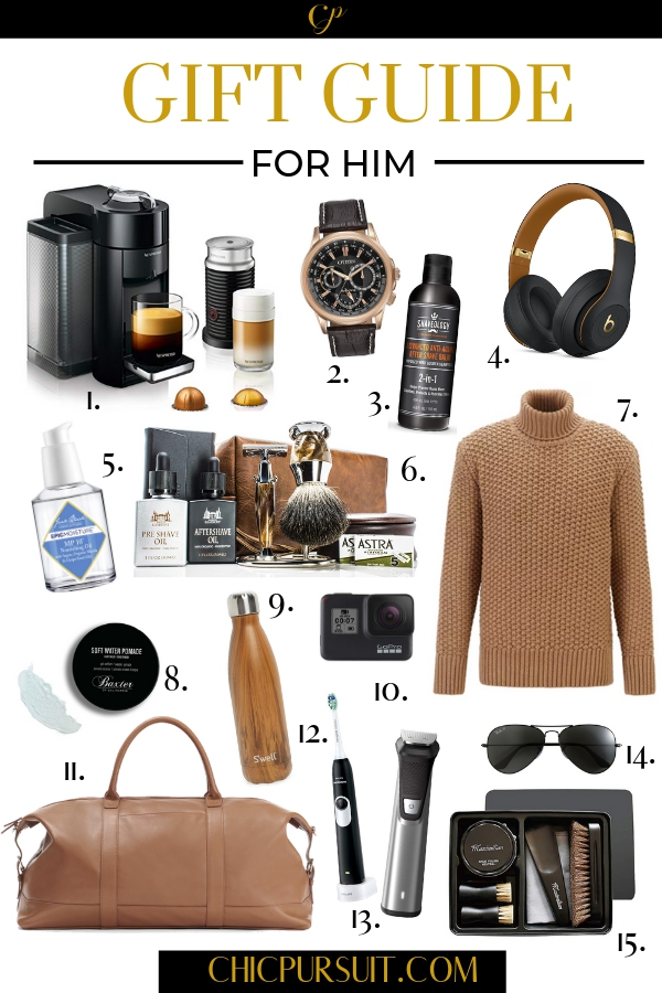 50+ Perfect Gifts To Get Your Boyfriend, Brother & Dad For Christmas