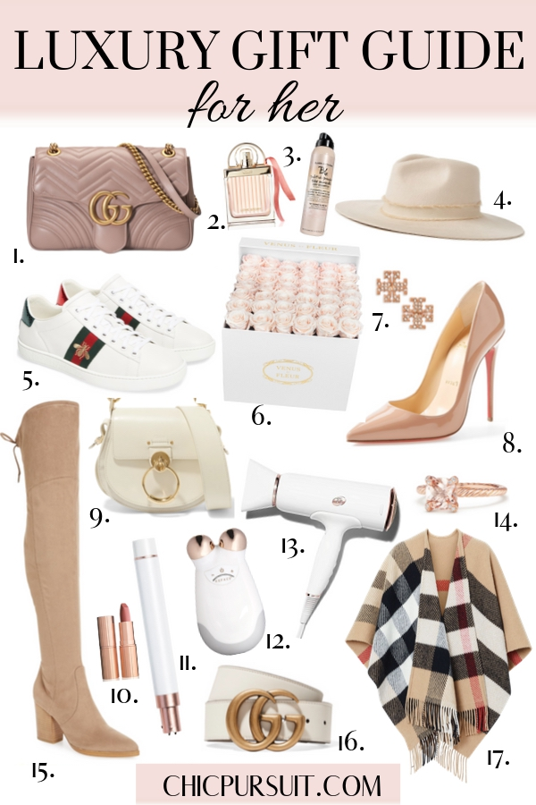 The best luxury gift for her and luxury gift ideas for women