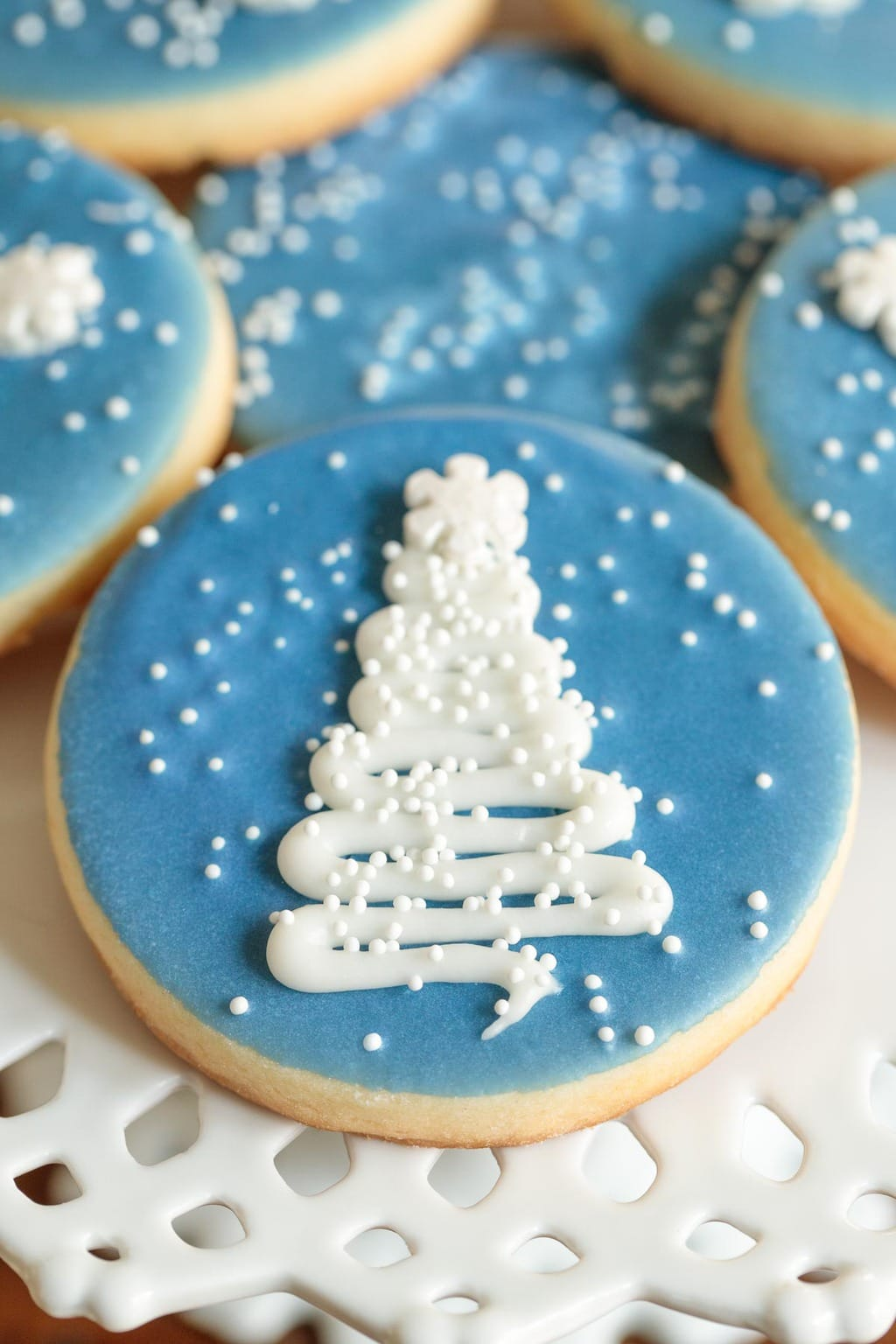 Easy Decorated Christmas Cookies