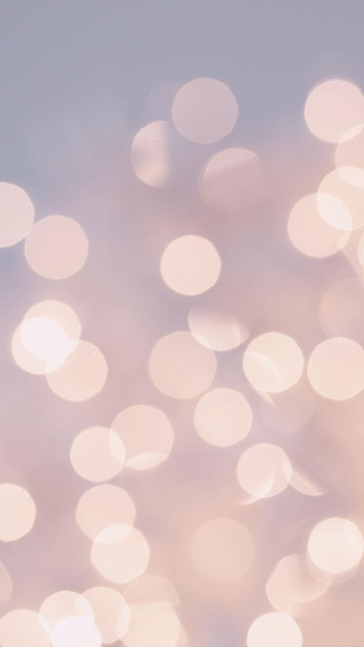 Pink lights wallpaper