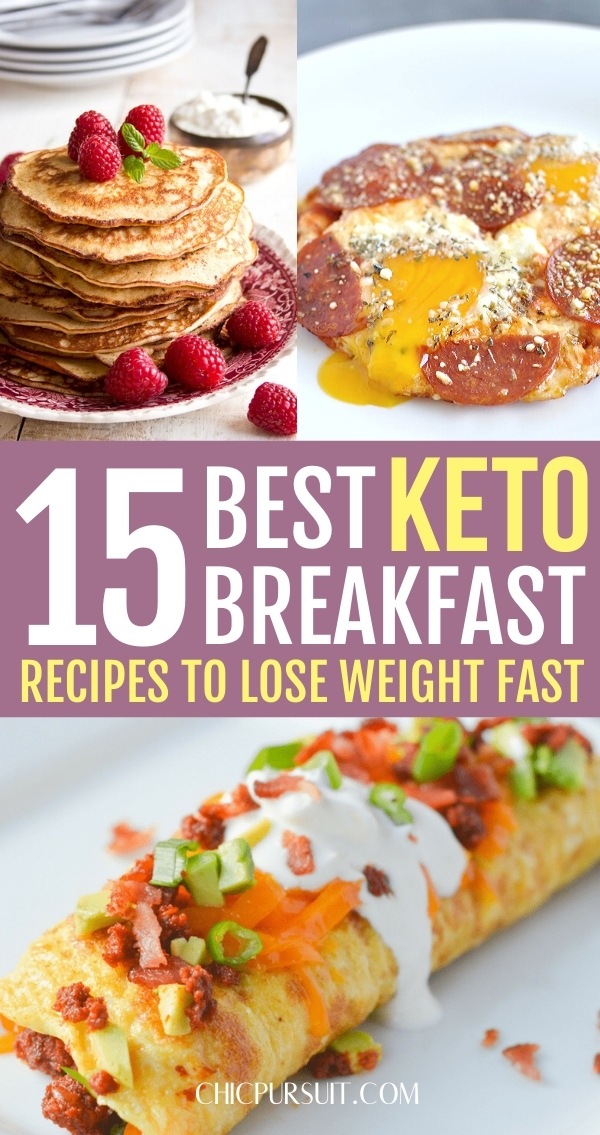 15 Best Keto Breakfast Recipes For On The Go (Quick & Easy!)