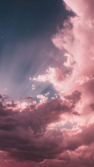 35 Aesthetic Cloud Wallpapers For iPhone (Free Download!)