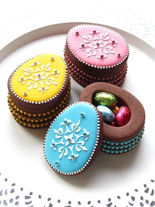 Treasure Egg Cookies