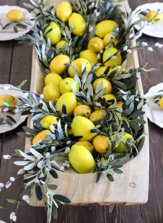 Farmhouse Easter Decorations And Centerpieces
