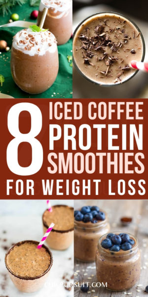 8 Best Healthy Iced Coffee Smoothie Recipes For Weight Loss