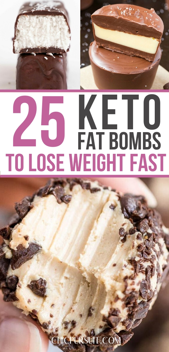 25+ Best Keto Fat Bombs That Are Quick & Easy To Make