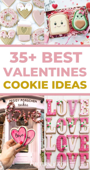 35+ Heart Shaped Valentine's Day Cookies Perfect For Your Love