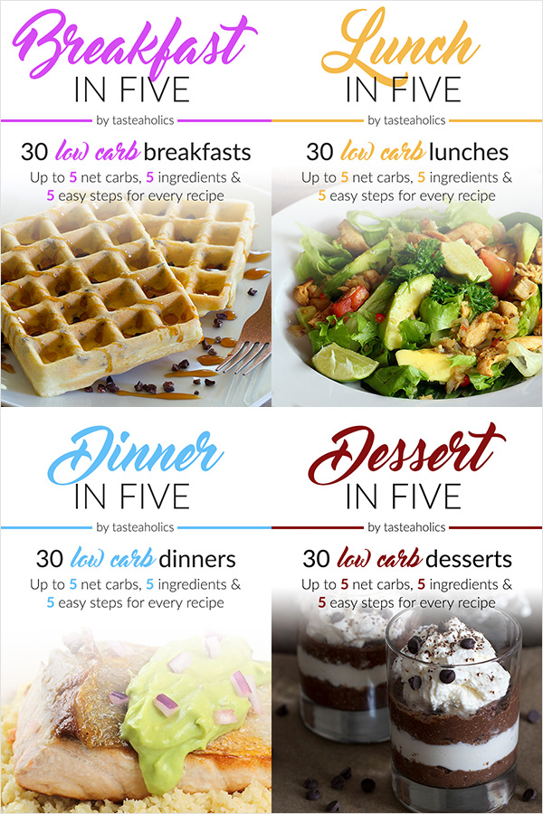 Keto cook book with meal ideas