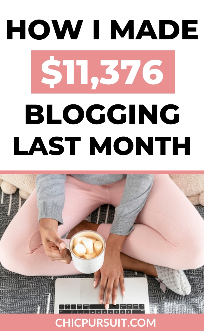 How I Made $11,376.22 In January: Blog Traffic & Income Report