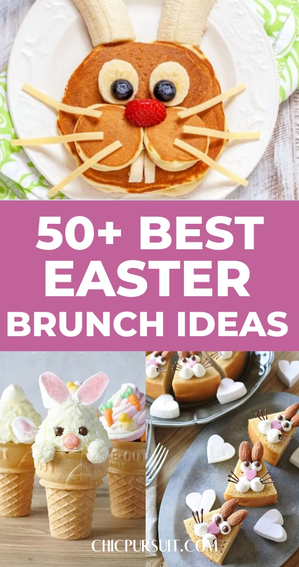 50+ Easy Easter Brunch Ideas & Recipes That You Can Make Ahead