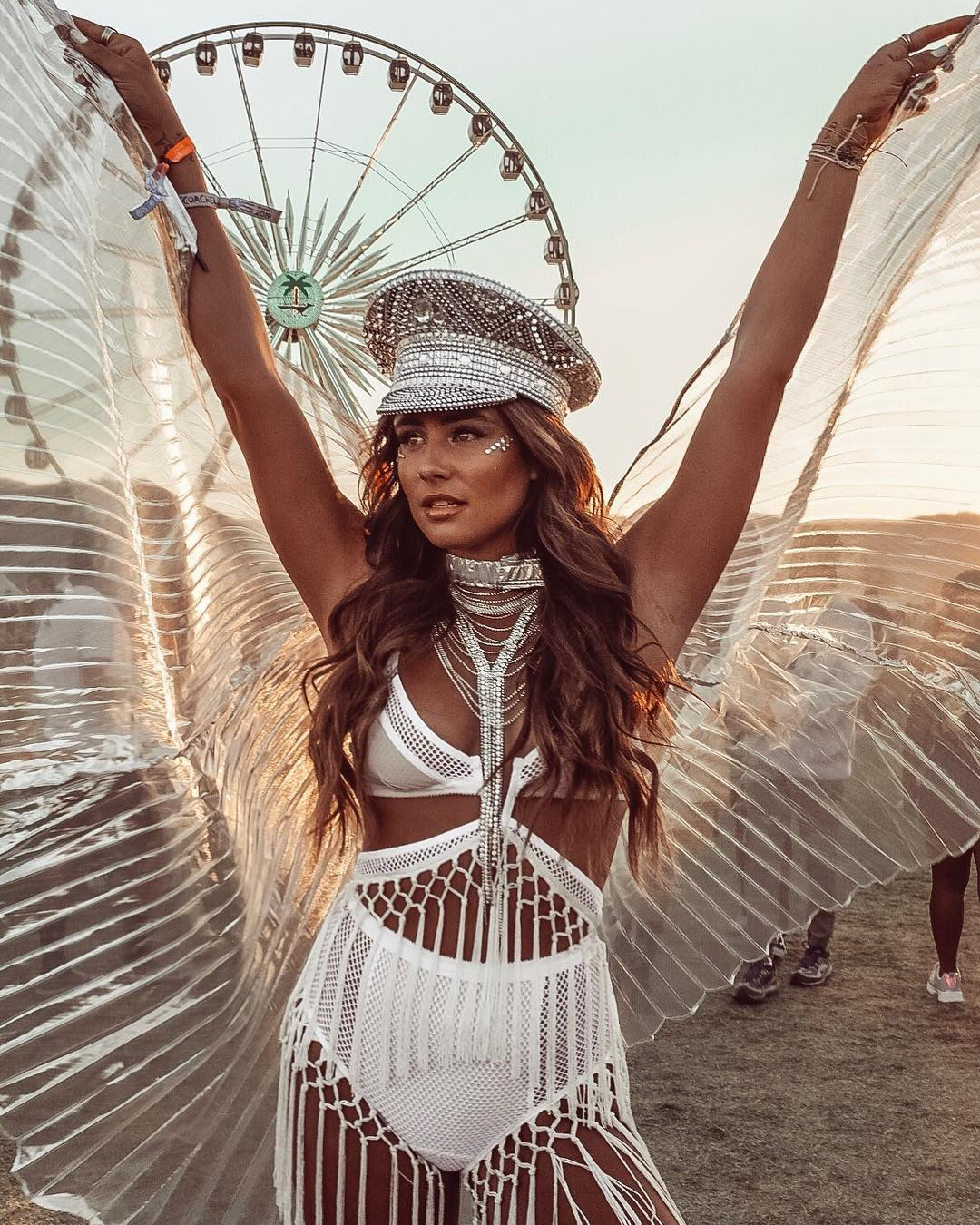 Best Coachella outfits and Burning Man outfits