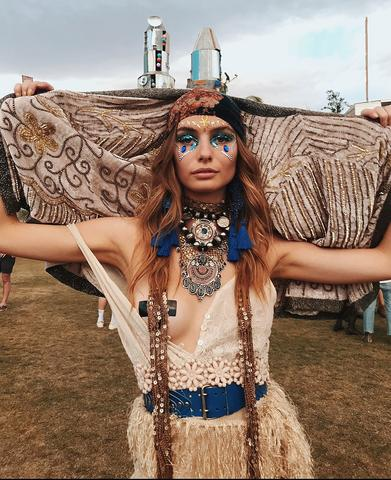 Best rave outfits and boho festival outfit ideas