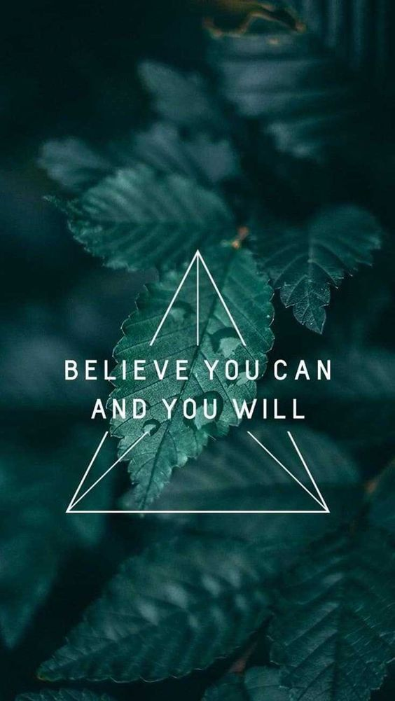 Inspirational quotes wallpaper for iPhone