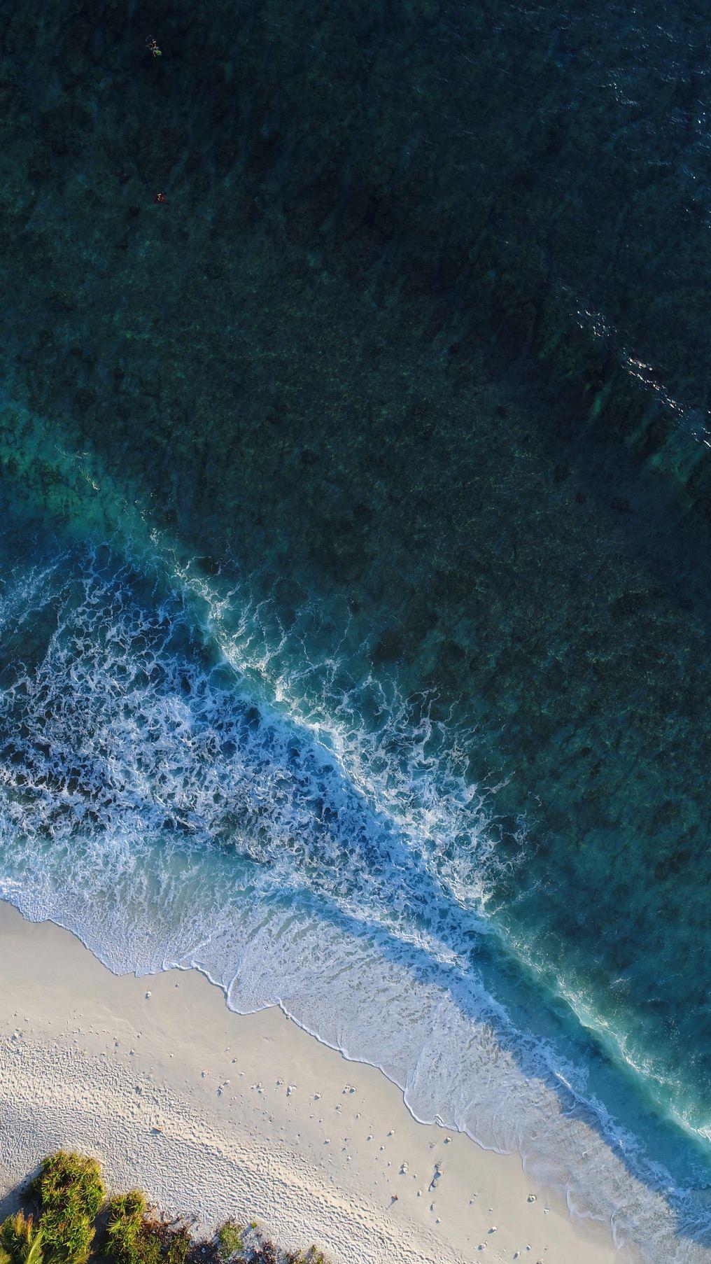Beach iphone wallpaper and ocean wallpaper