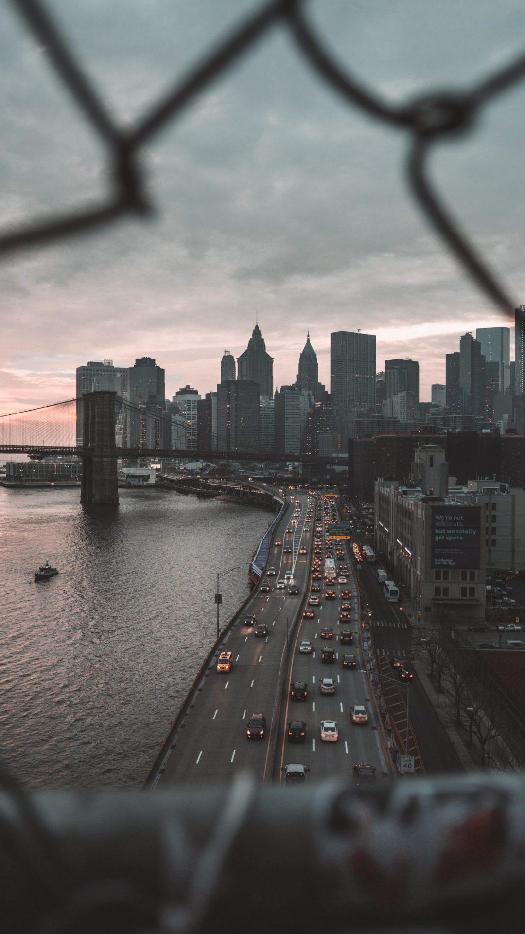 Night time NYC