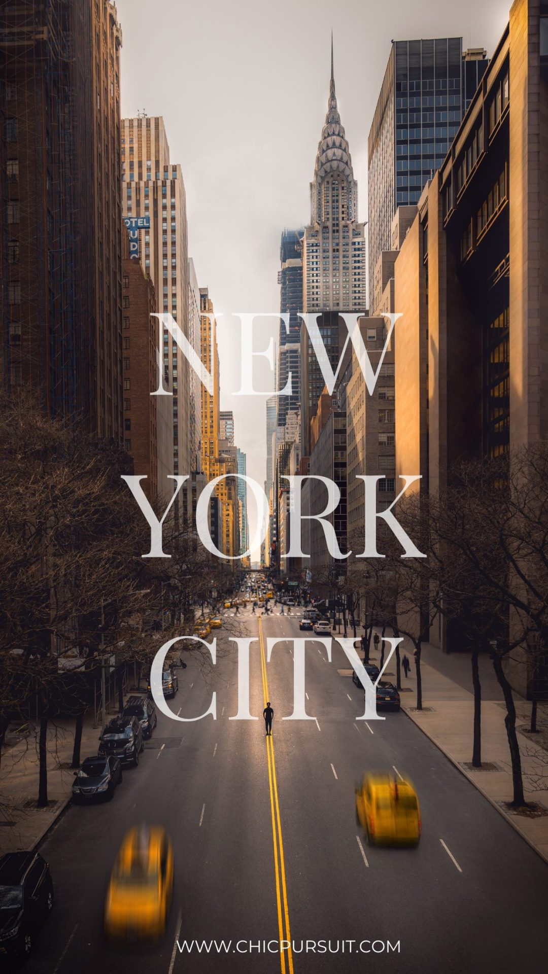 Cute aesthetic New York City wallpapers for iPhone