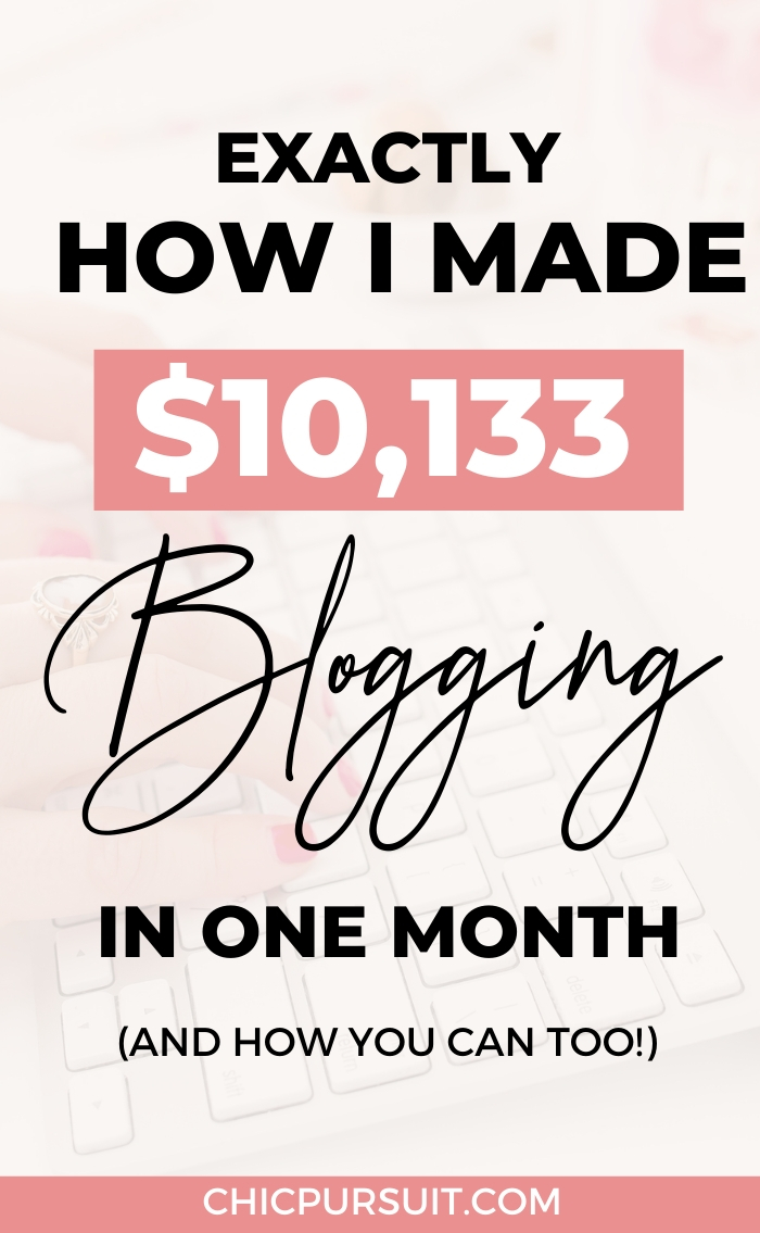 How I Made $10,133.22 Blogging In February | Blog Income Report