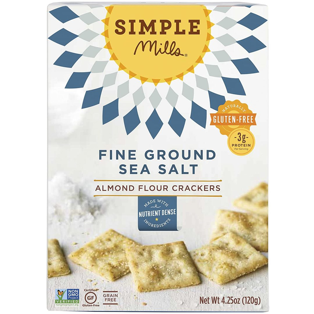 Best store bought keto crackers