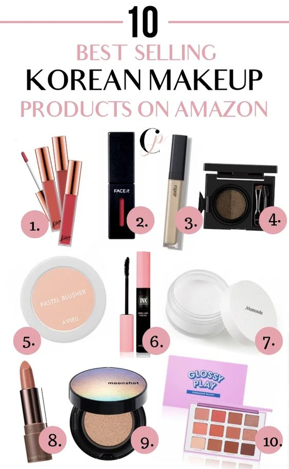 The Best Korean Makeup On For