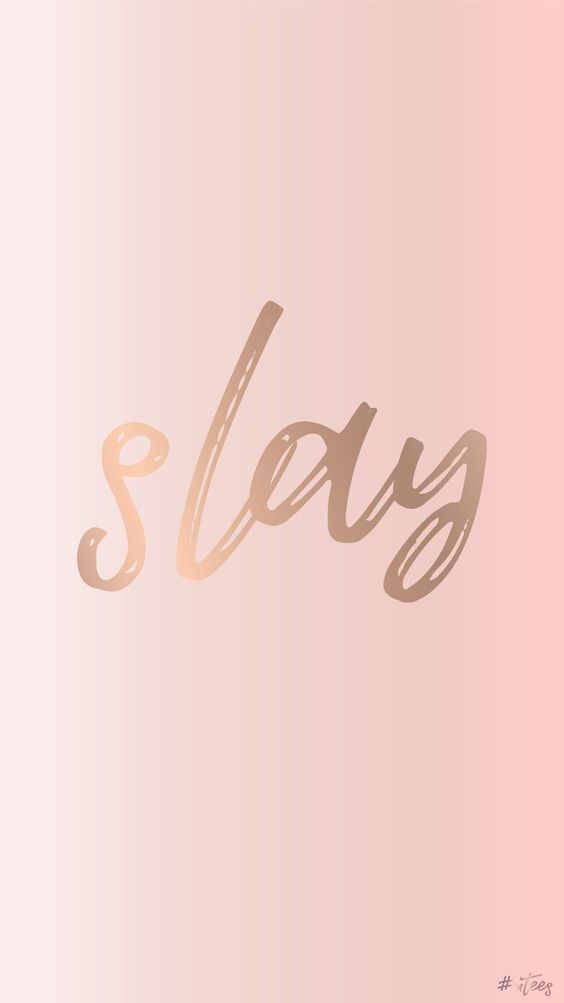 Pink quotes iphone wallpaper