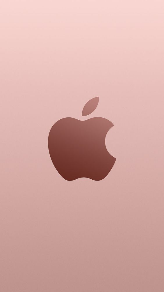 Pink Apple iPhone wallpapers