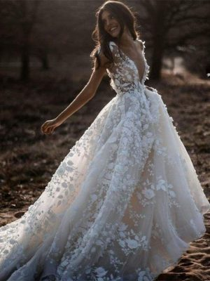 50+ Most Beautiful Wedding Dresses To Fall In Love With
