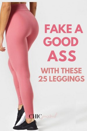 25 Best Bum Enhancing Gym Leggings You Need To Try Now