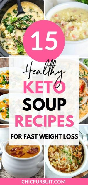 15 Easy Low Carb Soup Recipes That Will Keep You Cozy & Warm