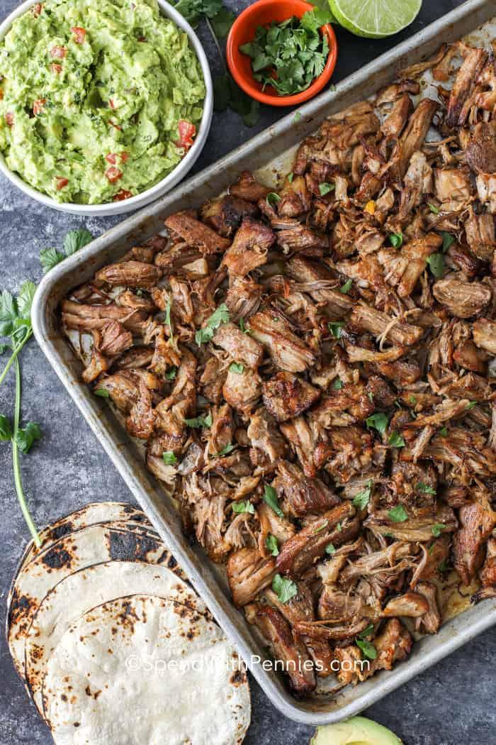 Mexican Slow Cooker Pork Carnitas