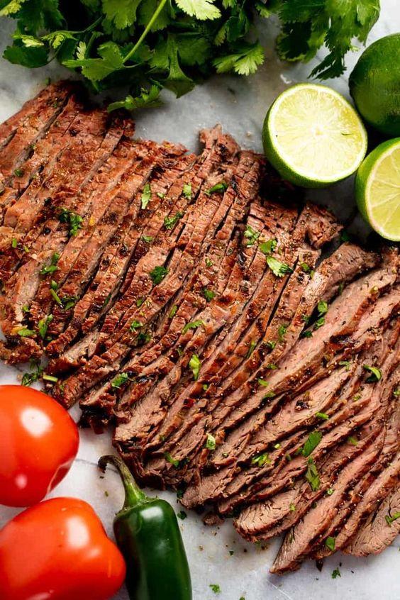 Authentic Mexican Food Recipes: Carne Asada