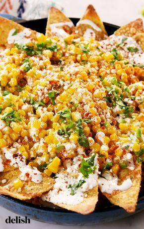 Street Corn Nachos