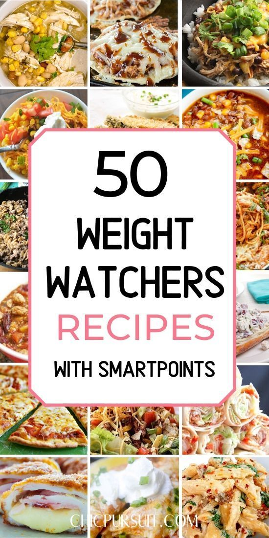 The best weight watchers recipes and weight watchers meals with smartpoints