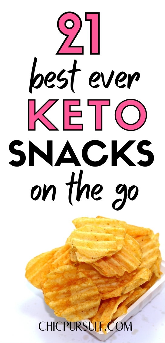 21 Best Keto Snacks On The Go That Won't Leave You Hungry
