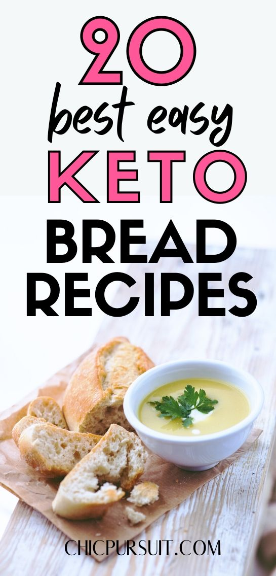 The best easy keto bread recipes for weight loss