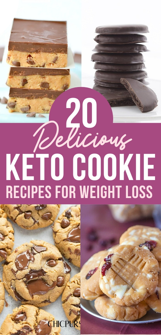 The best keto cookies for weight loss: keto cookie recipes & store bought keto cookies