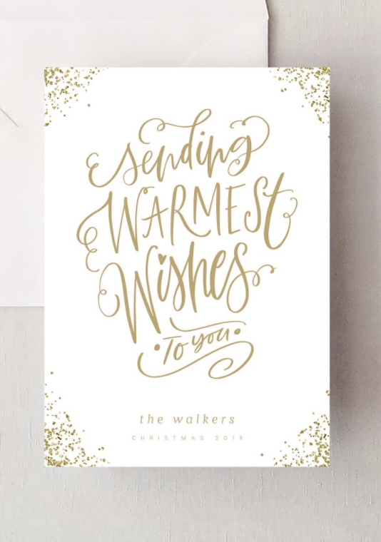 Beautiful Handmade Christmas Cards With Quotes